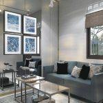 Show Unit Rumah Kenanga Podomoro Tenjo Tipe 30 - Living Room